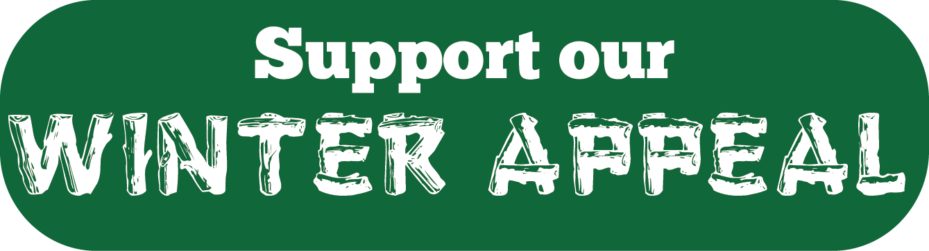 Support our Winter Appeal!